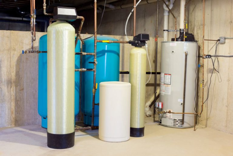 water treatment systems and inspections